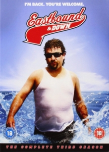 Eastbound & Down: The Complete Third Season, DVD DVD