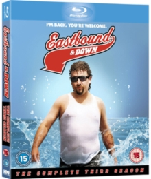 Eastbound & Down: The Complete Third Season, Blu-ray BluRay