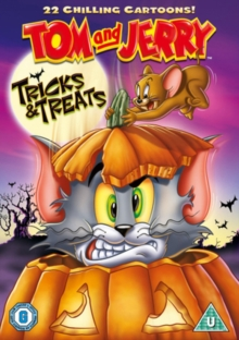 Tom and Jerry: Tricks and Treats, DVD  DVD