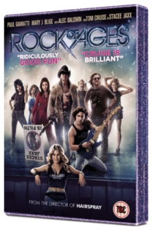 Rock of Ages, DVD  DVD