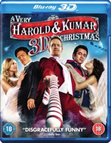 A   Very Harold and Kumar Christmas, Blu-ray BluRay