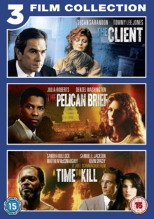 The Client/The Pelican Brief/A Time to Kill, DVD DVD