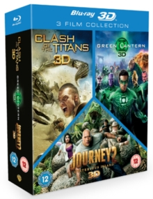 Clash of the Titans/Journey 2 - The Mysterious Island/Green..., Blu-ray  BluRay