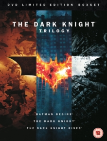 The Dark Knight Trilogy, DVD DVD