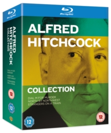 Hitchcock Collection, Blu-ray  BluRay