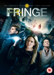 Fringe: The Complete Fifth and Final Season, DVD  DVD