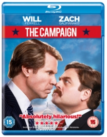 The Campaign, Blu-ray BluRay
