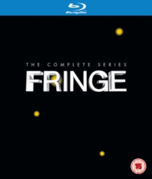 Fringe: The Complete Series, Blu-ray  BluRay