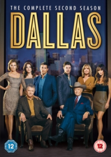 Dallas: The Complete Second Season, DVD  DVD