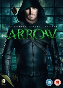 Arrow: The Complete First Season, DVD  DVD