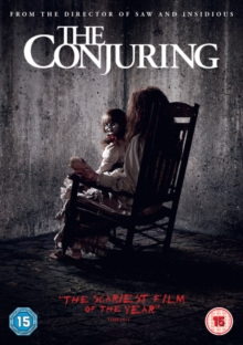 The Conjuring, DVD DVD