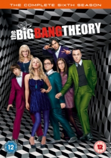 The Big Bang Theory: The Complete Sixth Season, DVD DVD