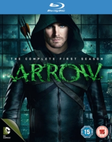 Arrow: The Complete First Season, Blu-ray  BluRay