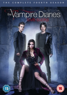 The Vampire Diaries: The Complete Fourth Season, DVD DVD