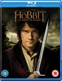 The Hobbit: An Unexpected Journey, Blu-ray BluRay