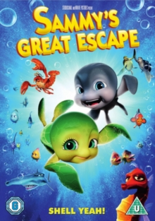 Sammy's Great Escape, DVD  DVD