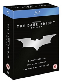 The Dark Knight Trilogy, Blu-ray BluRay
