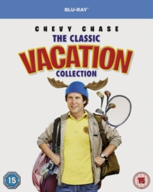 National Lampoon's Vacation Collection, Blu-ray  BluRay