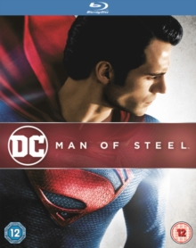 Man of Steel, Blu-ray  BluRay