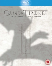 Game of Thrones: The Complete Third Season, Blu-ray  BluRay