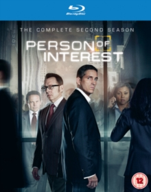 Person of Interest: The Complete Second Season, Blu-ray  BluRay