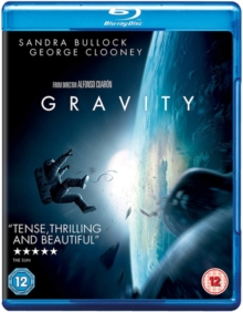 Gravity, Blu-ray  BluRay