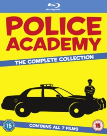 Police Academy: The Complete Collection, Blu-ray BluRay