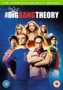 The Big Bang Theory: The Complete Seventh Season, DVD DVD