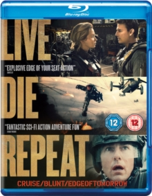 Edge of Tomorrow, Blu-ray  BluRay