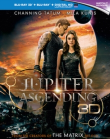 Jupiter Ascending, Blu-ray  BluRay