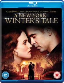 A   New York Winter's Tale, Blu-ray BluRay