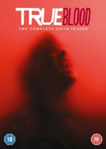 True Blood: The Complete Sixth Season, DVD DVD
