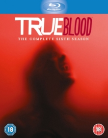 True Blood: The Complete Sixth Season, Blu-ray BluRay