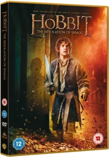 The Hobbit: The Desolation of Smaug, DVD DVD
