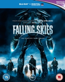 Falling Skies: The Complete Third Season, Blu-ray BluRay
