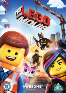 The LEGO Movie, DVD DVD