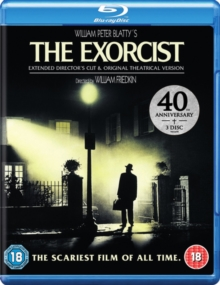 Exorcist: Extended Director's Cut, Blu-ray BluRay