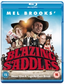 Blazing Saddles, Blu-ray  BluRay