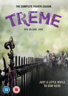 Treme: The Complete Fourth Season, DVD DVD