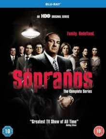 The Sopranos: The Complete Series, Blu-ray BluRay