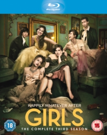 Girls: The Complete Third Season, Blu-ray BluRay