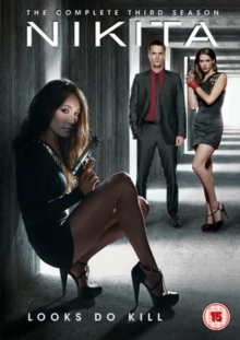 Nikita: The Complete Third Season, DVD DVD