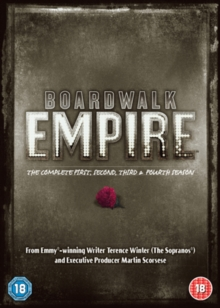 Boardwalk Empire: Seasons 1-4, DVD  DVD