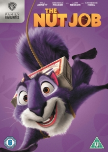 The Nut Job, DVD DVD