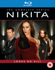 Nikita: The Complete Series, Blu-ray BluRay