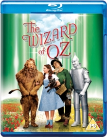 The Wizard of Oz, Blu-ray BluRay