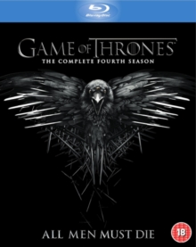 Game of Thrones: The Complete Fourth Season, Blu-ray  BluRay