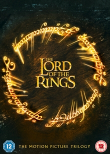 The Lord of the Rings Trilogy, DVD DVD