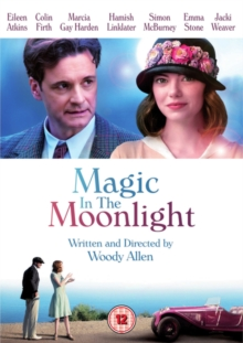 Magic in the Moonlight, DVD  DVD