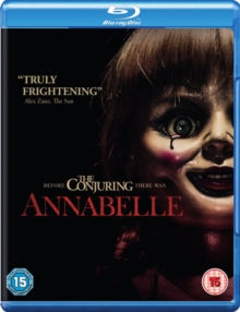 Annabelle, Blu-ray  BluRay